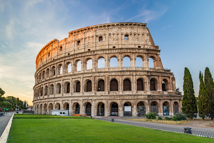 Top 10 Colosseum Facts