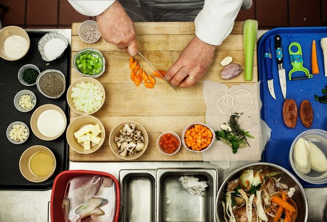 8 Things You Will Learn In Culinary School